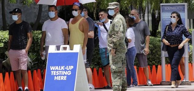 Economy is entirely at will of coronavirus' 'bad behavior': John Bussey