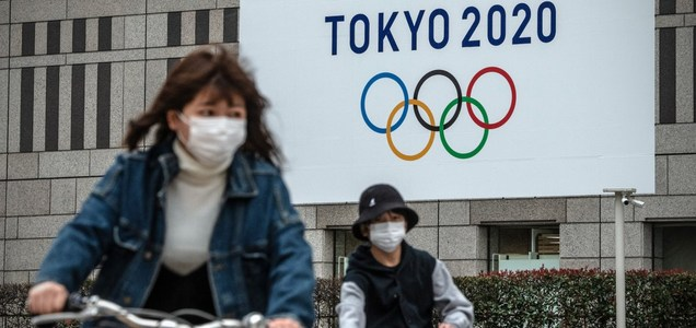 Postponing the 2020 Olympics