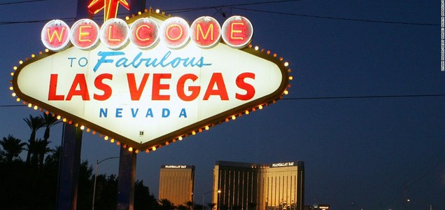 In Las Vegas, the show cannot go on
