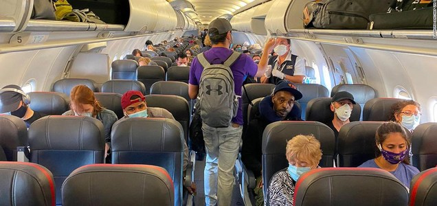 The odds of catching Covid-19 on an airplane are slimmer than you think, scientists say