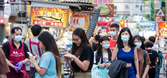 Taiwan offers a glimpse into a post Covid-19 world