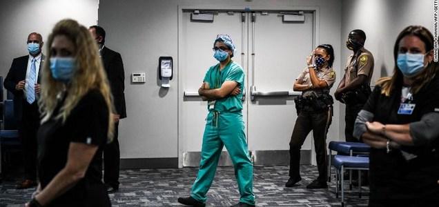 El covid-19 es una 'pandemia de proporciones históricas', alerta Fauci