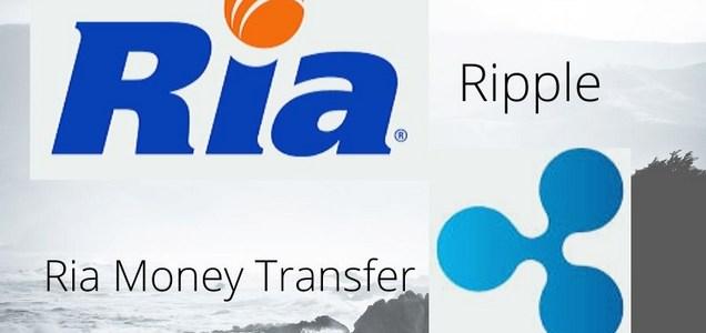 Ripple Partner Ria Money Transfer Seals