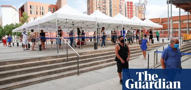 Spain warned of dire impact of second coronavirus lockdown