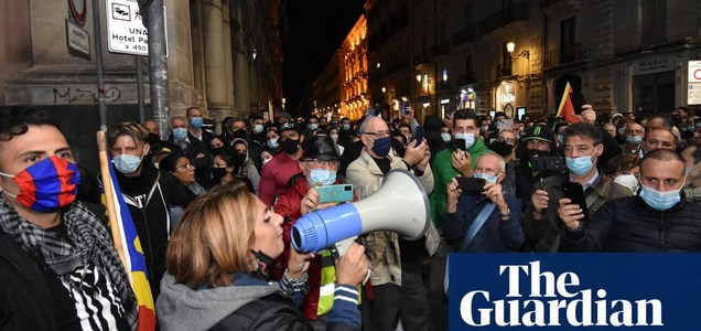 'It's the final blow': businesses angry at Italy's new Covid rules