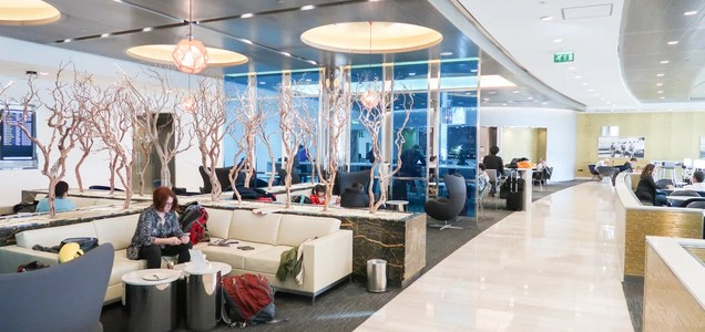 7 ways the pandemic is changing airport lounges