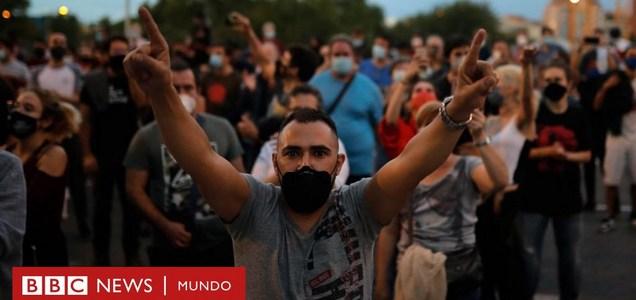 """El polémico """"confinamiento selectivo"""" de Madrid para frenar los contagios por coronavirus y por qué dicen que """"segrega"""" a las zonas pobres"""