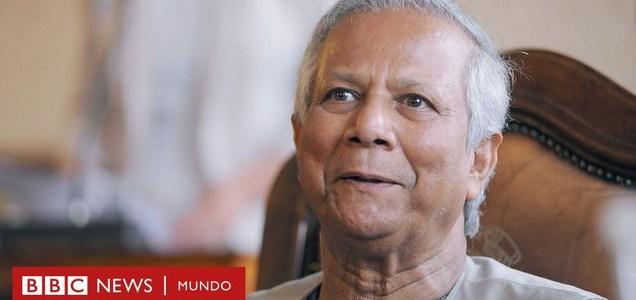 """Muhammad Yunus, nobel de la Paz: """"La covid es nuestra gran oportunidad para crear un mundo más justo"""""""