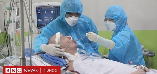 """El extraordinario caso de covid-19 del """"paciente 91"""" que mantuvo en vilo a todo un país"""