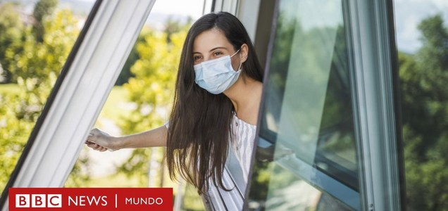 Aire fresco: el arma subestimada que puede reducir el riesgo de contagio de covid-19