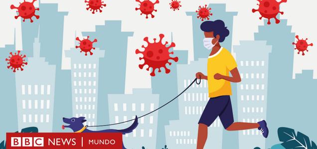 El gráfico que muestra el riesgo de contagio de coronavirus según la actividad que hagas