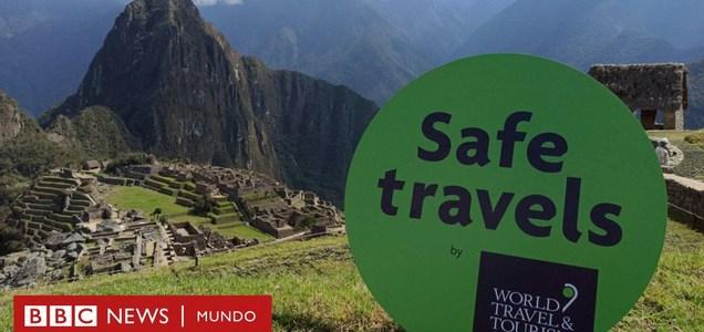 Qué son los Sellos de Viajes Seguros (y qué países de América Latina los han recibido) – BBC News Mundo