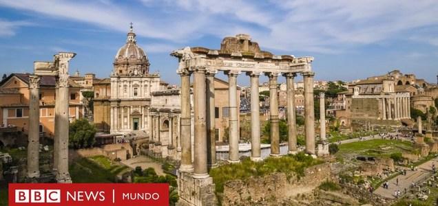 """""""Es un momento alarmante"""": el experto que compara la situación de EE.UU. con la crisis y caída de la República romana"""