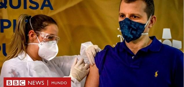 """Por qué Brasil es considerado el """"laboratorio perfecto"""" para probar las vacunas contra la covid-19"""