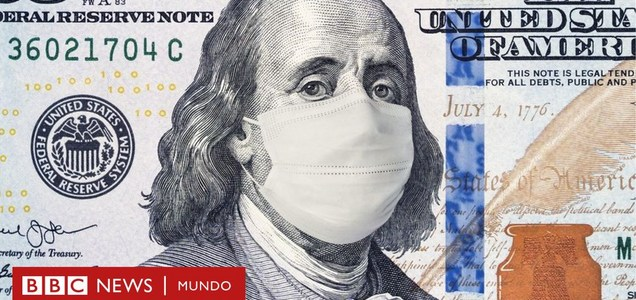 """""""La economía de EE.UU. era un castillo de naipes que se derrumbó con la pandemia"""""""