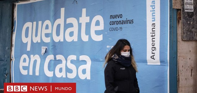 """""""Estamos exhaustos"""": los efectos que está teniendo en Argentina y su población la cuarentena más larga del mundo"""