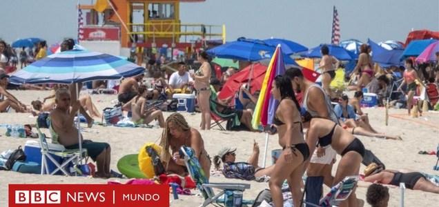 4 motivos de preocupación en Miami, el nuevo epicentro de la pandemia de coronavirus en EE.UU.