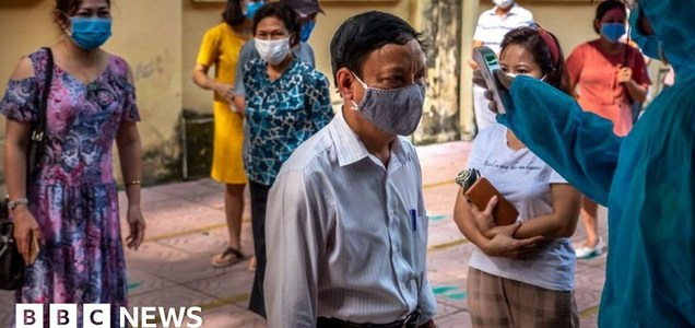 The mysterious resurgence of Covid-19 in Vietnam