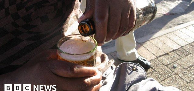 South Africa's toxic relationship with alcohol