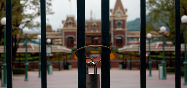 Hong Kong Disneyland to close once again on July 15 as coronavirus cases spike in the country