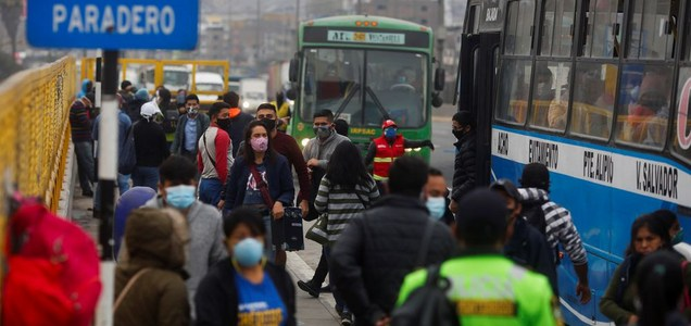 El virus condena a Perú a la mayor recesión de América Latina en 2020 tras Venezuela