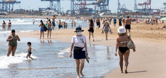 El turismo se prepara para un verano en mínimos tras una primavera negra