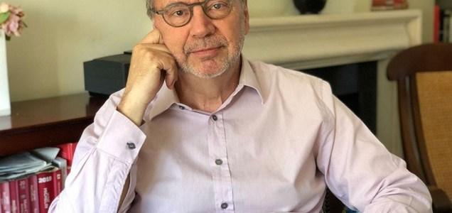 "Peter Piot: ""Solo estamos al comienzo de la pandemia de coronavirus"""