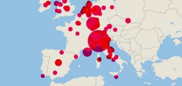 Gli eventi superdiffusori: ecco come il coronavirus ha viaggiato nel mondo