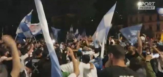 "Coronavirus, Ranieri Guerra (Oms): ""Tifosi del Napoli sciagurati"""