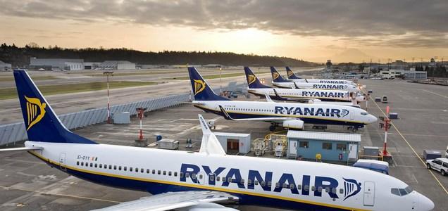 "Enac: Ryanair viola norme antiCovid ""O rimedia o vieteremo i decolli degli aerei"""