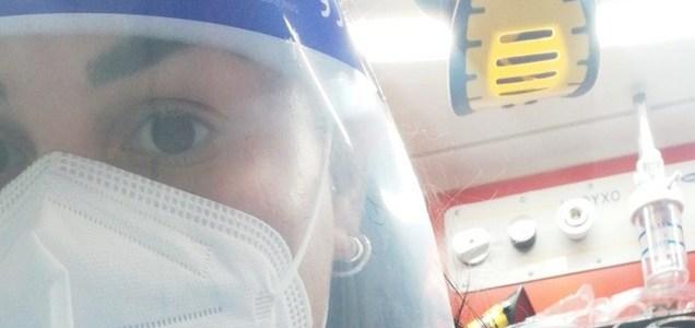 """Coronavirus, lo sfogo della soccorritrice di Milano: """"La notte non dormo, ho paura di dover tornare a stare da sola"""""""