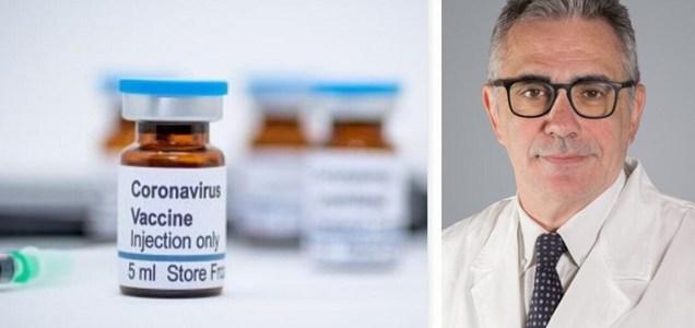 """Pregliasco: """"La reazione avversa al vaccino è un'infiammazione del midollo spinale"""""""