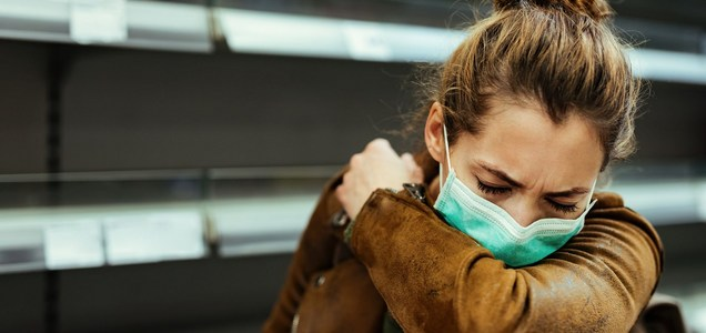 Here's What To Do If Someone Sneezes Or Coughs Near You