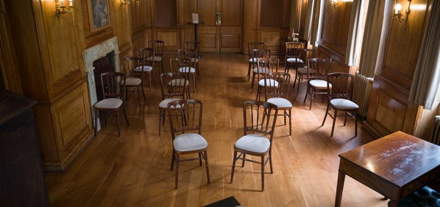 Where to Sit to Avoid the COVID-19 Superspreader in the Room