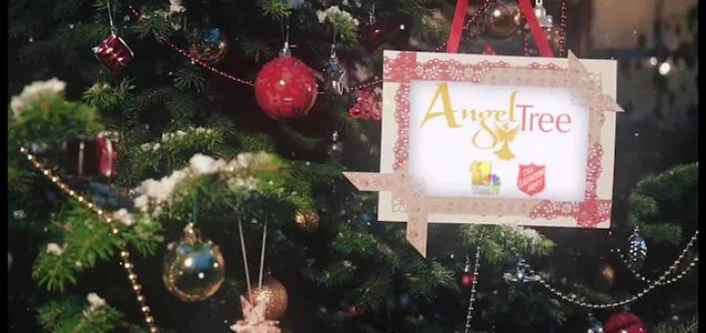 join wbal in helping children through angel tree - Maryland Christmas Show