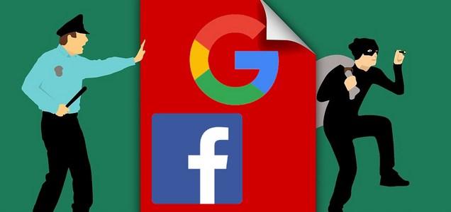Man stole $122m from Facebook & Google by sending them random bills