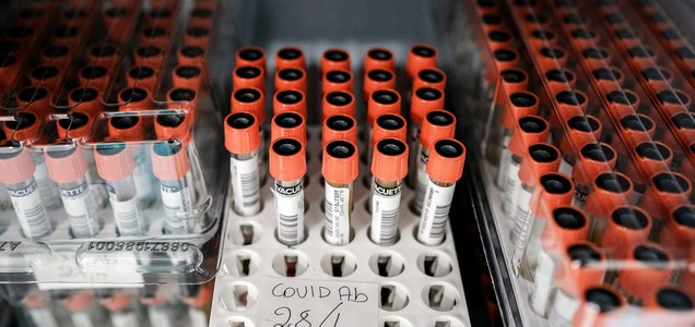 How a Treatment for the Coronavirus Turned Up in a Scientist's Freezer
