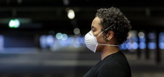 A Doctor Explains Why You Should Social Distance Even While Wearing a Face Mask