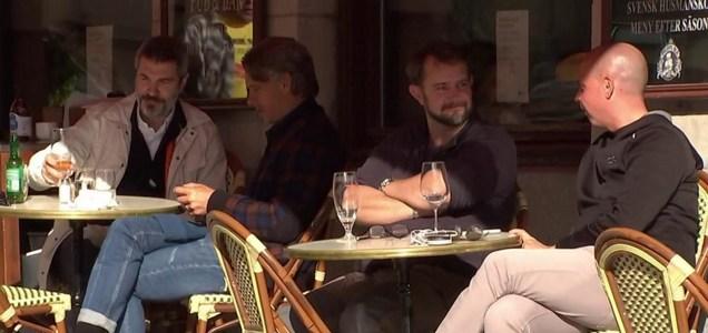 Sweden avoids Europe's second coronavirus wave