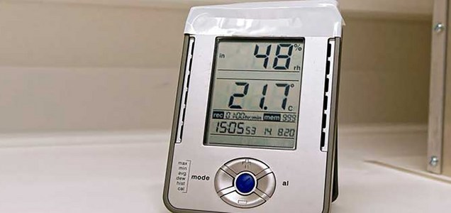 Air-conditioned rooms help spread COVID-19, research shows