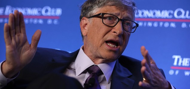 Bill Gates: Another crisis looms and it could be worse than the coronavirus