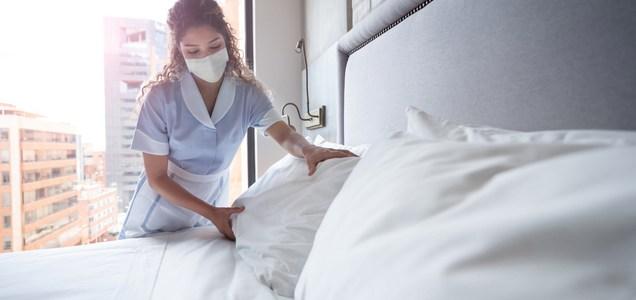 Limpieza especial por el coronavirus? Descubrimiento preocupante en tres hoteles de New York
