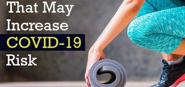 Experts Warn Certain Exercises May Increase COVID-19 Risk, What You Need To Know Before Going To Gym