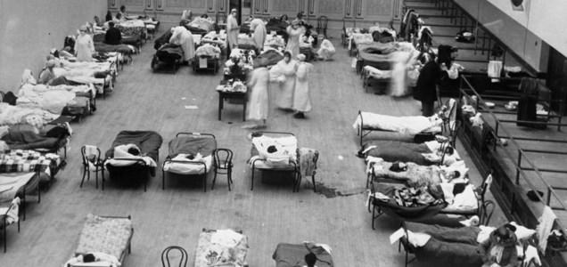 La segunda oleada de la gripe española fue letal por un exceso de confianza durante el verano