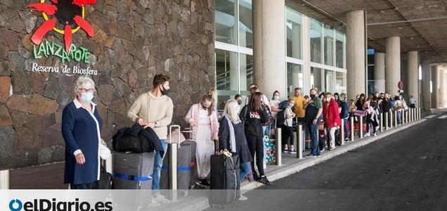 """El regreso de los turistas a Canarias, una """"gravísima temeridad"""", según Intersindical Canaria: """"Será un desastre sin precedentes"""""""