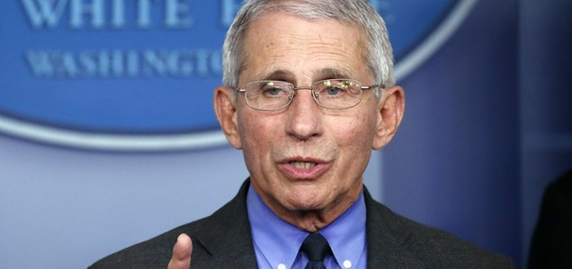 Fauci: 'Nightmare' coronavirus pandemic is far from over