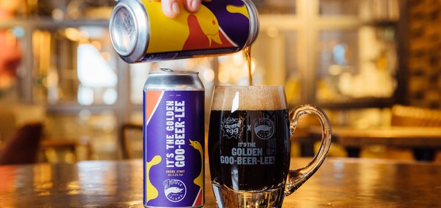 Cadbury Creme Egg beer launched by Goose Island brewery sells out almost instantly