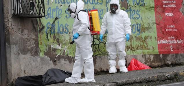 Los villanos del virus en Latinoamérica: especuladores de equipos de protección y funcionarios corruptos