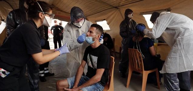 Beaten Back, the Coronavirus Regains Strength in France