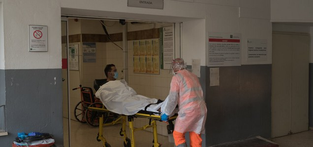 'Here We Go Again': A Second Virus Wave Grips Spain